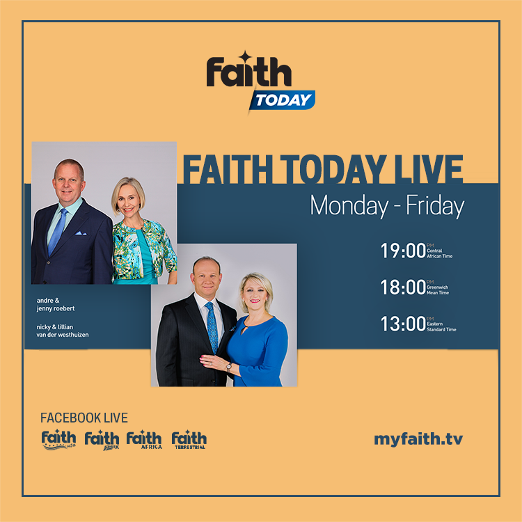 Faith Today Live